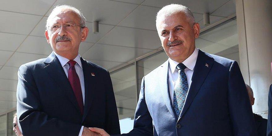 Yıldırım, Kılıçdaroğlu'na Yenikapı davetini yeniledi