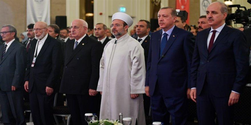 Din Şûrası Sonuç Bildirgesi açıklandı