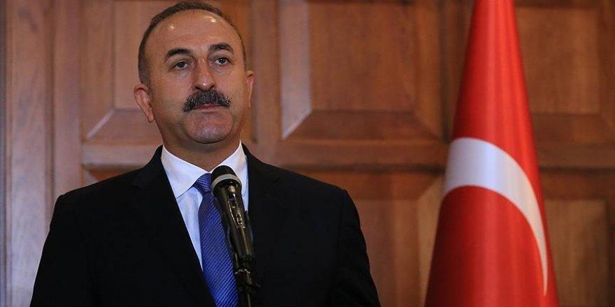 Çavuşoğlu'dan Avusturya Başbakanı'na yanıt
