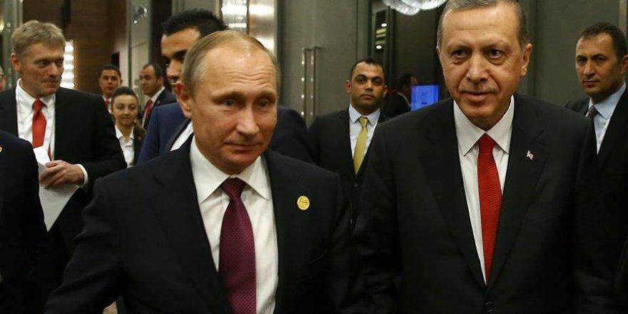 'İki ülke ilişkilerine dair konularda görüş alışverişinde bulunulacak'