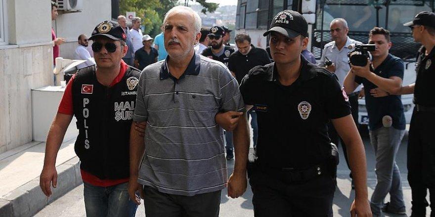 Eski İstanbul Valisi Mutlu için tutuklama talebi