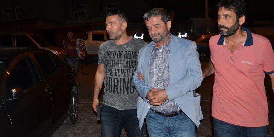 Aralarında Mümtazer Türköne'nin de bulunduğu 12'si tutuklandı