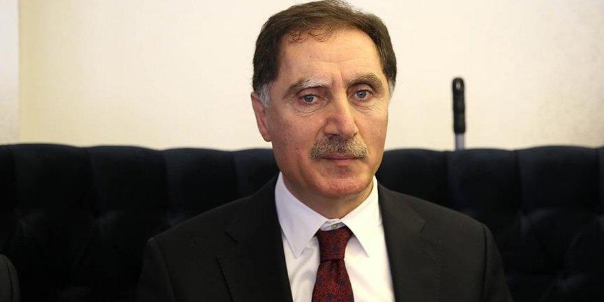 Cumhurbaşkanı Başdanışmanı Malkoç'tan 'özür' açıklaması