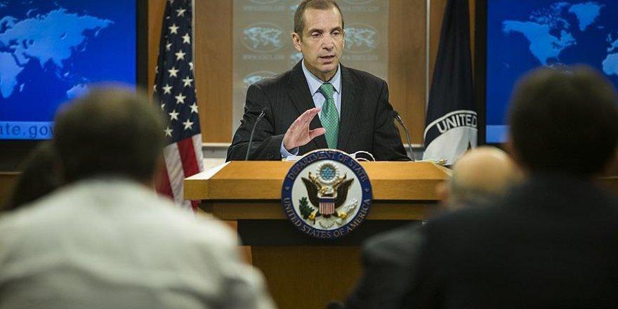 ABD: 'Türkiye'nin gönderdiği belgeler üzerine çalışıyoruz'
