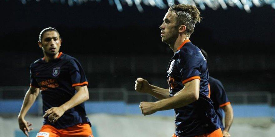 Başakşehir play-off'a yükseldi