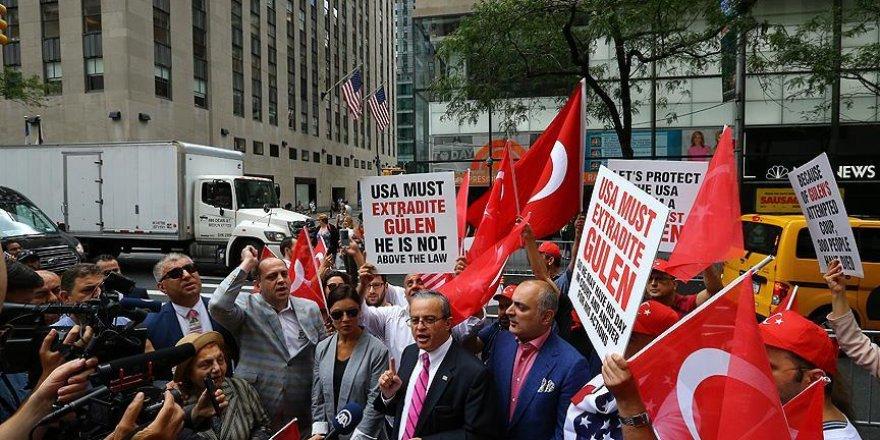 Darbe girişimiyle ilgili asılsız haber yapan NBC protesto edildi