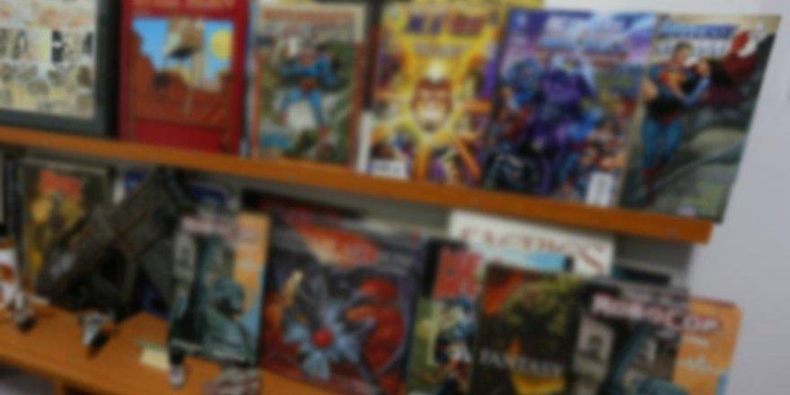 ABD'de 78 yıllık çizgi roman yaklaşık 1 milyon dolara satıldı