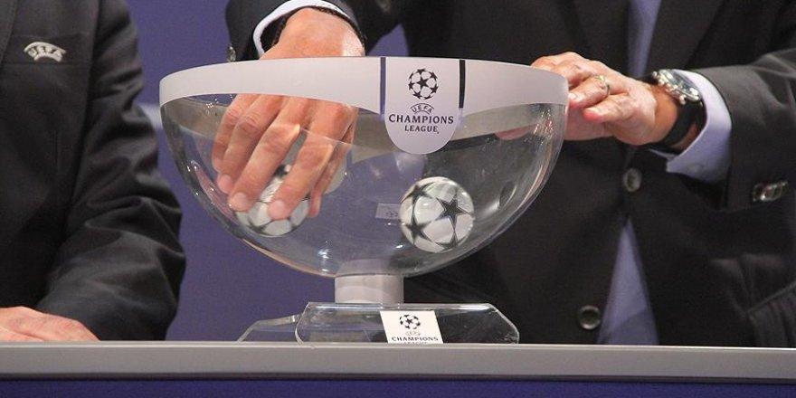 UEFA Şampiyonlar Ligi'nde play-off eşleşmeleri belli oldu