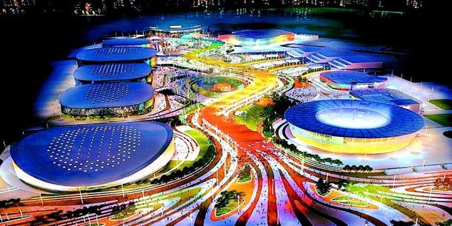 Rio Olimpiyatları TRT'den naklen yayınlanacak!