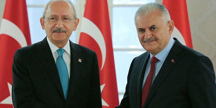 Kılıçdaroğlu, Başbakan Yıldırım'ı telefonla aradı