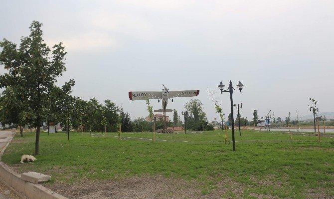 İnönü'deki parkın adı 15 Temmuz Şehitler Parkı olarak değiştirildi
