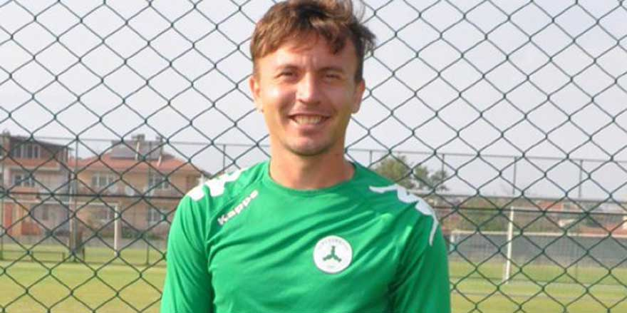 Recep Aydın, Giresunspor'a alıştı