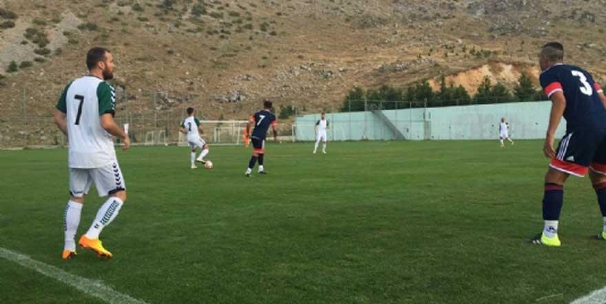 Anadolu, Karşıyaka'yı da devirdi; 1-0