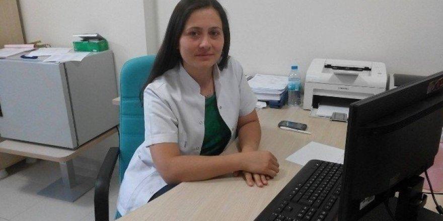 Boğazlıyan Devlet Hastanesine atanan Dr. Ceyhan görevine başladı