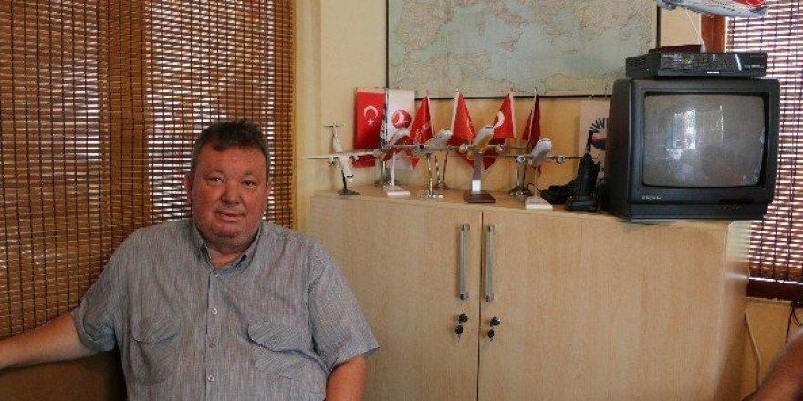 """Kuşçuoğlu """"Edremit sivil havacılık merkezlerinden biri olacak"""""""