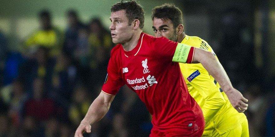 Milner milli takım kariyerini noktaladı