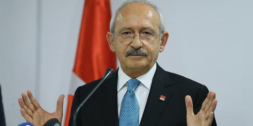 Kılıçdaroğlu, 'Demokrasi ve Şehitler Mitingi'ne katılacağını bildirdi