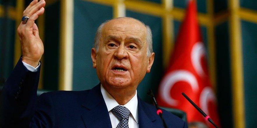 Bahçeli'den MHP teşlikatına 'Yenikapı' talimatı