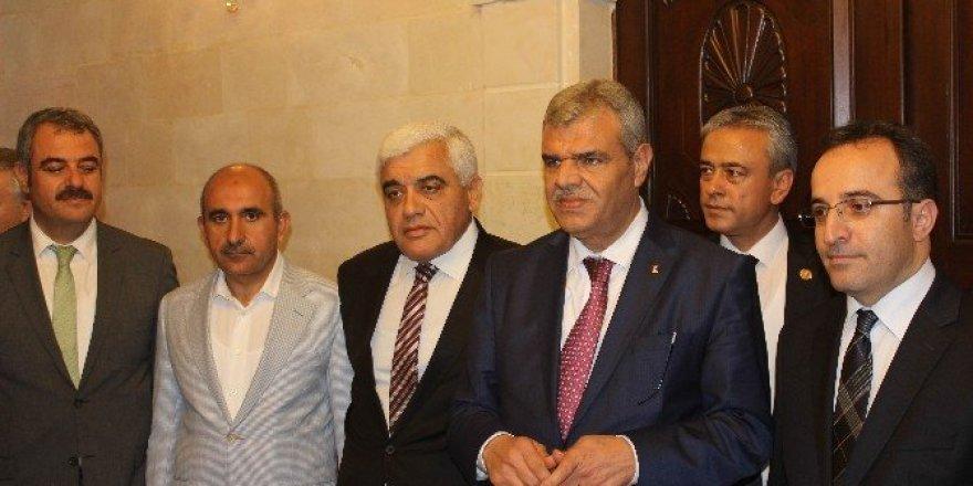 Başbakan Yardımcısı Veysi Kaynak Kilis'te