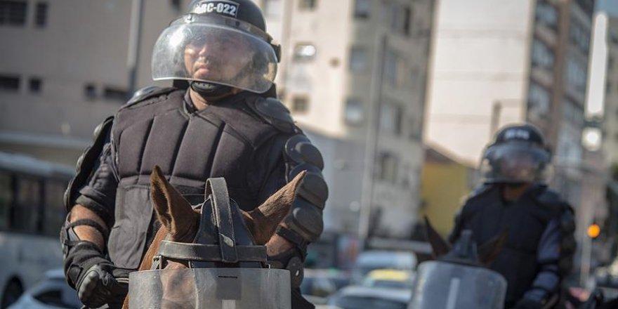 Rio 2016'da şüpheli paket paniği