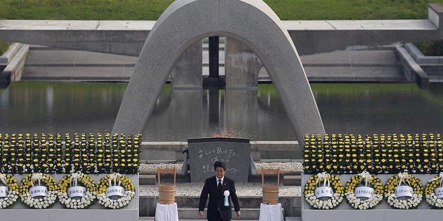 Hiroşima'da nükleer silahsız dünya çağrısı yapıldı