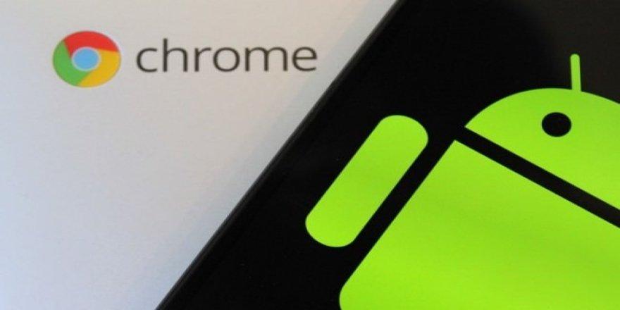 Chrome'un Android uygulaması pil tasarrufu yapacak