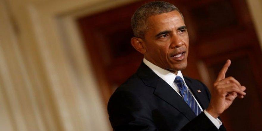 Obama'nın yüzüne karşı Fetullah Gülen'i sordu!