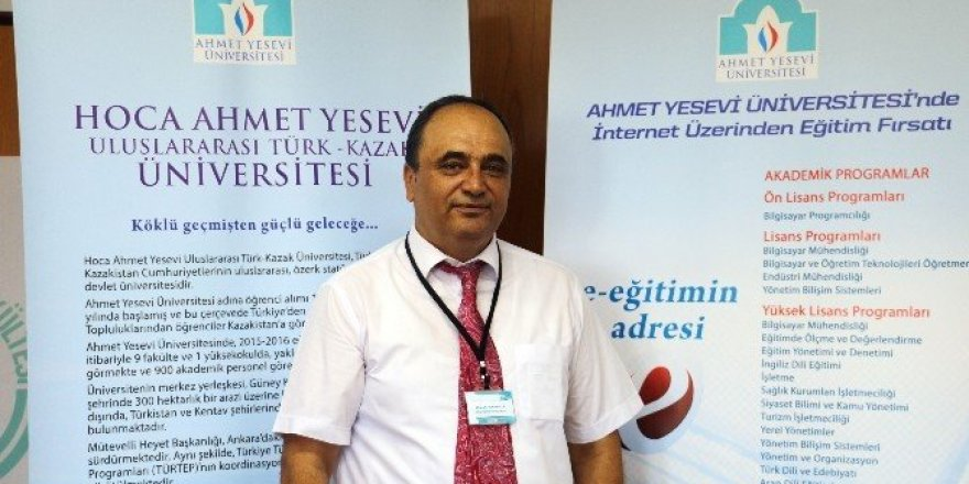 Ahmet Yesevi Üniversitesi, İzmir'de sınav merkezi açtı