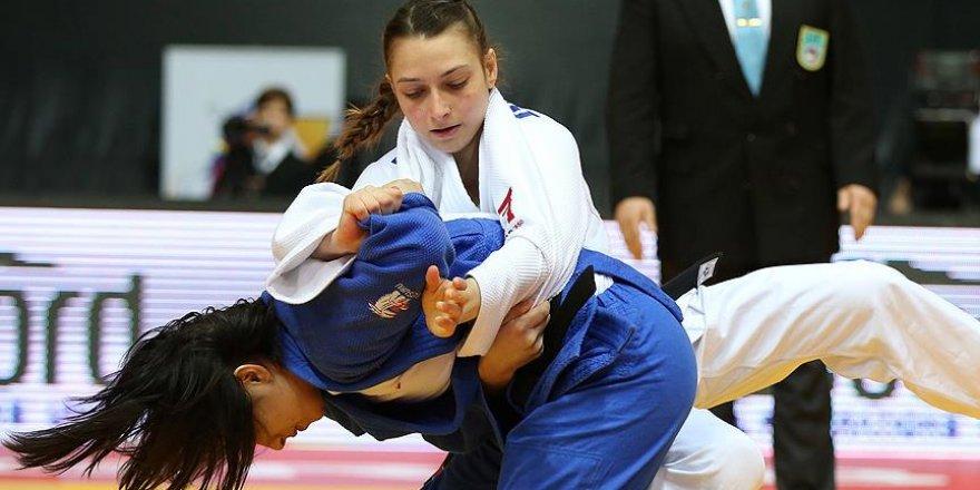 Milli judocu Lokmanhekim Rio'ya veda etti