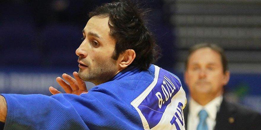 Milli judocu Özlü olimpiyatlara veda etti