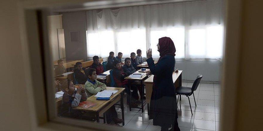 Suriyeli öğrencilere uyum eğitimi 