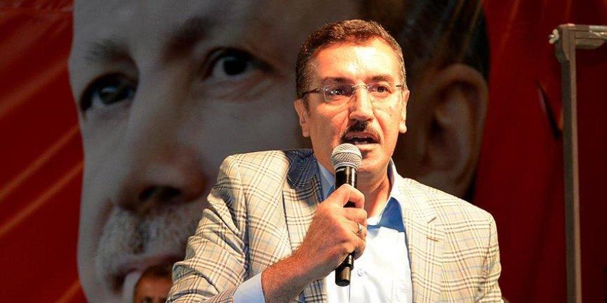 'Sizlerin bu duruşu ile Türkiye ayakta durdu'