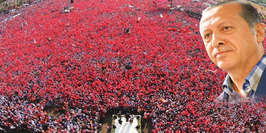 Türkiye'nin buluşması Yenikapı'da