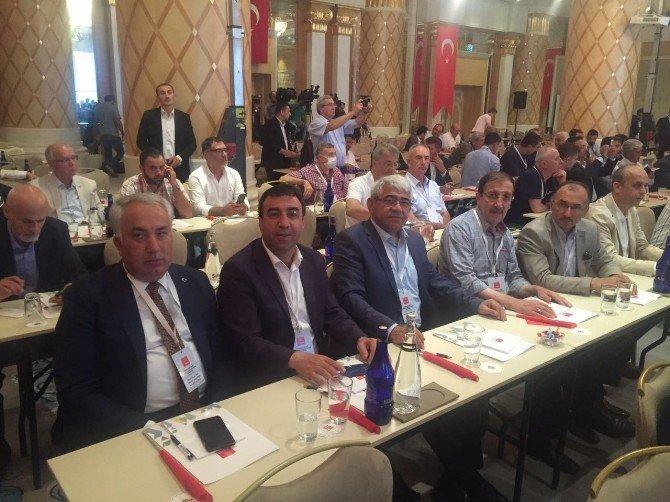 Başkan Karaçanta, 'darbeye karşı milli irade' toplantısına katıldı
