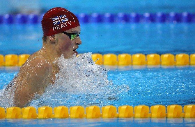 Rio 2016'da yüzmede dünya rekoru