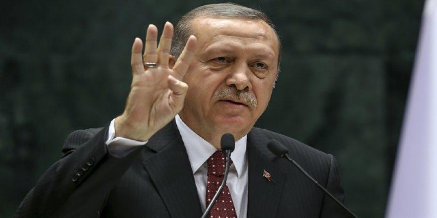 Cumhurbaşkanı Erdoğan'dan Yenikapı tweeti