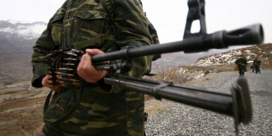 Siirt Eruh'ta operasyon sürüyor: 1 terörist öldürüldü