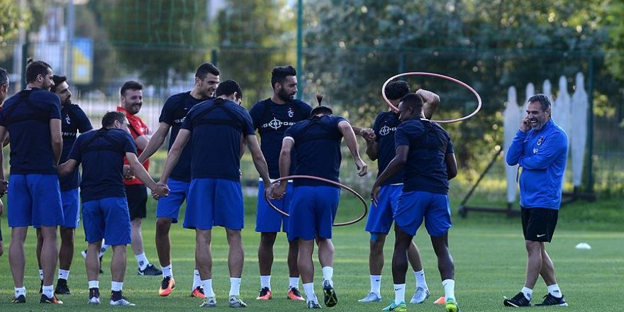 Trabzonspor'un yeni transferleri mutlu