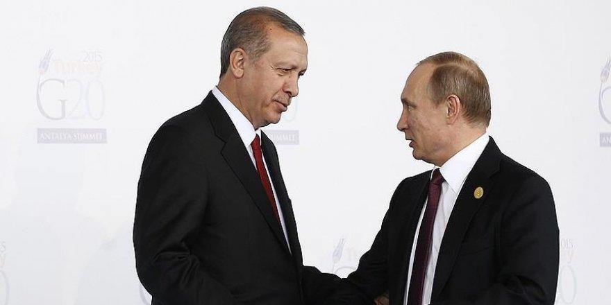 'Türk -Rus yakınlaşması Suriye'de yapıcı rol oynar'