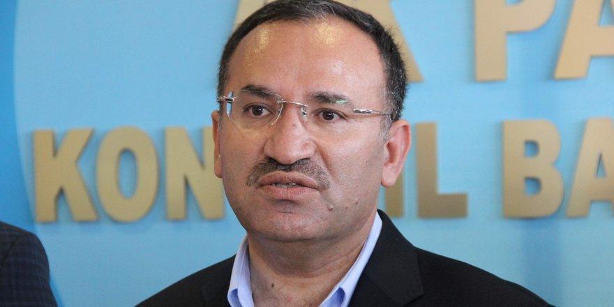 Adalet Bakanı Bozdağ'dan Fetullah Gülen'in iadesi hakkında açıklama