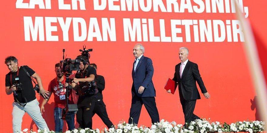 Kılıçdaroğlu: 15 Temmuz bir uzlaşma kapısı araladı