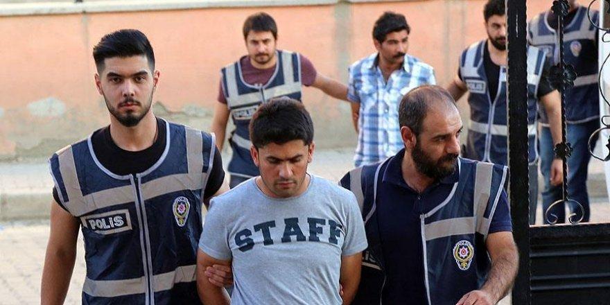 Yüksekova'da 5 FETÖ gözaltısı