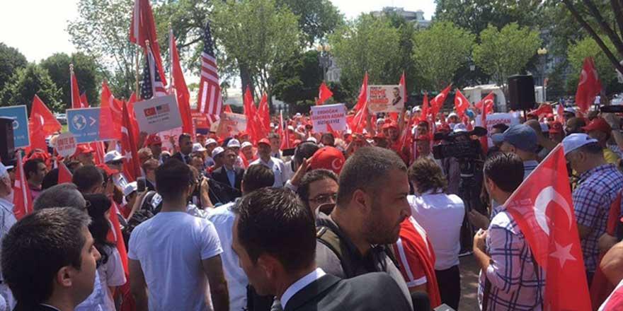 ABD'de de Türkler tek yürek