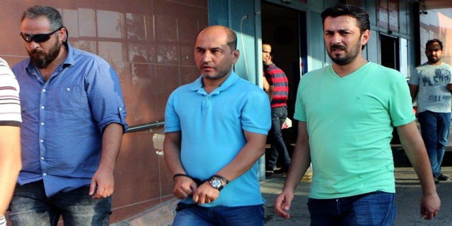 Danıştay Hakimi Orhan Boyraz yakalandı