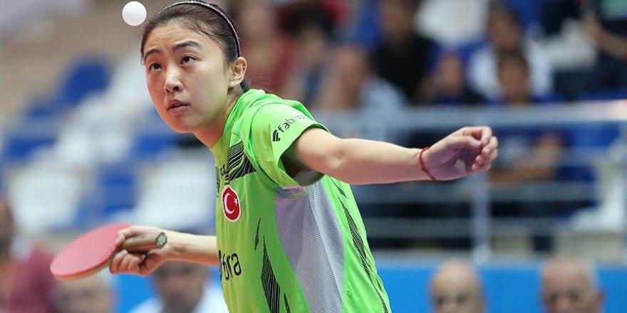 Melek Hu olimpiyatlara veda etti