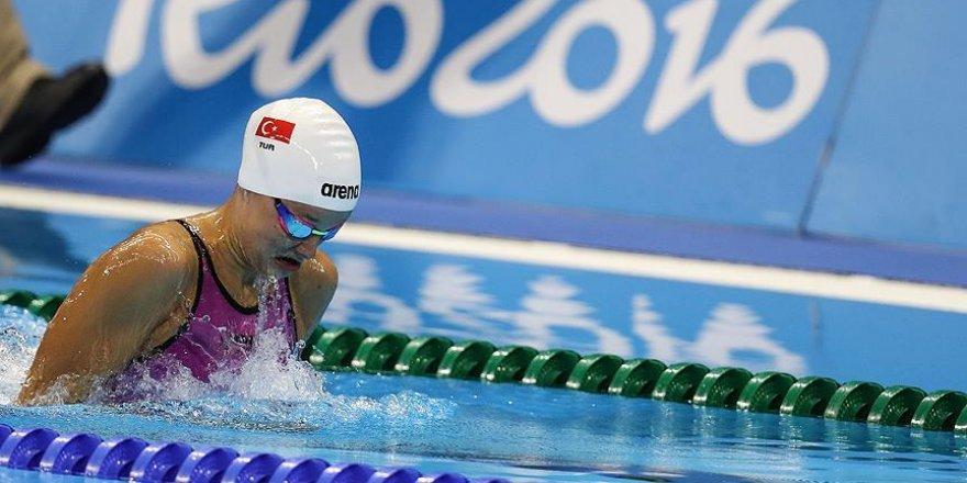 Viktoria Zeynep Güneş 100 metre kurbağalamada finale çıkamadı