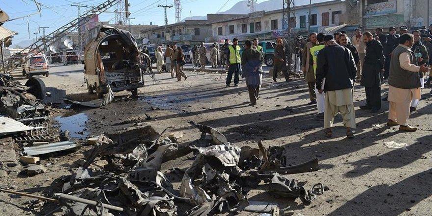 Pakistan'da patlama: 30 ölü