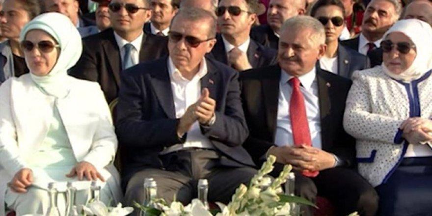 Erdoğan'ın Yenikapı'da alkışladığı sözler