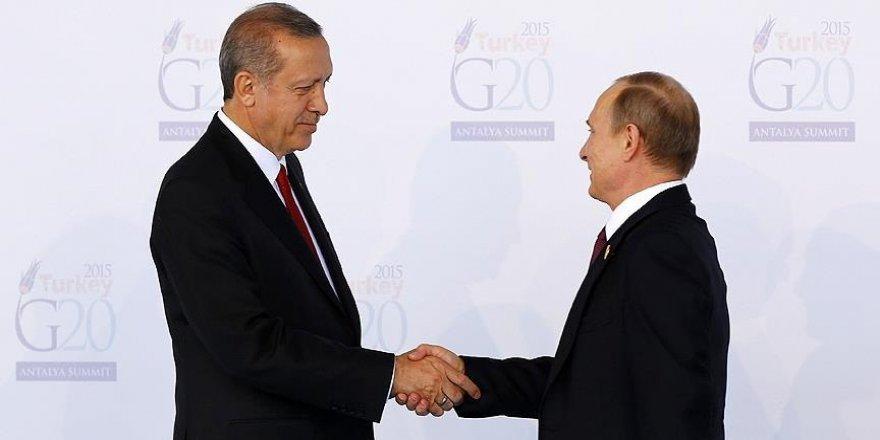 Erdoğan-Putin görüşmesi ilişkilerin yol haritasını belirleyecek