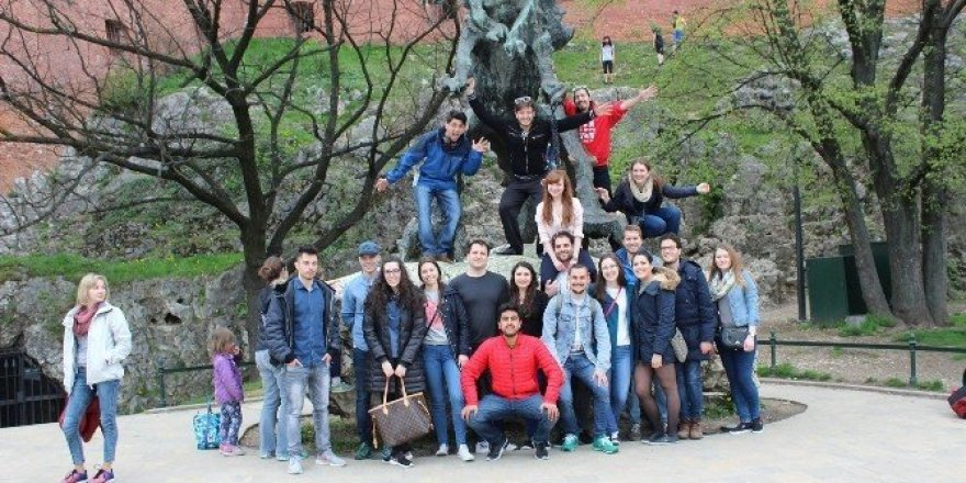 Uludağ Üniversitesi, Erasmus'ta da öncü